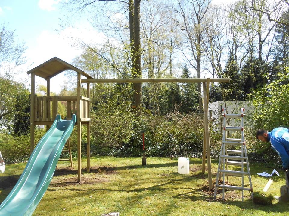 Jeux de jardin espace vert for Espace vert job