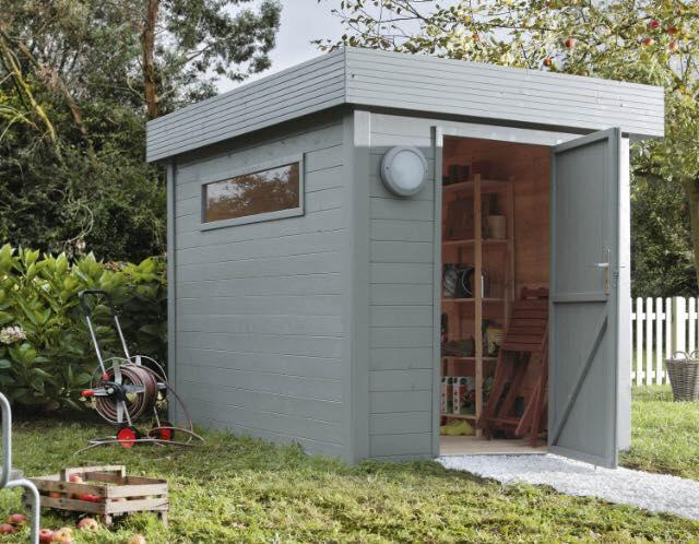 remise de jardin soliverdi espace vert. Black Bedroom Furniture Sets. Home Design Ideas