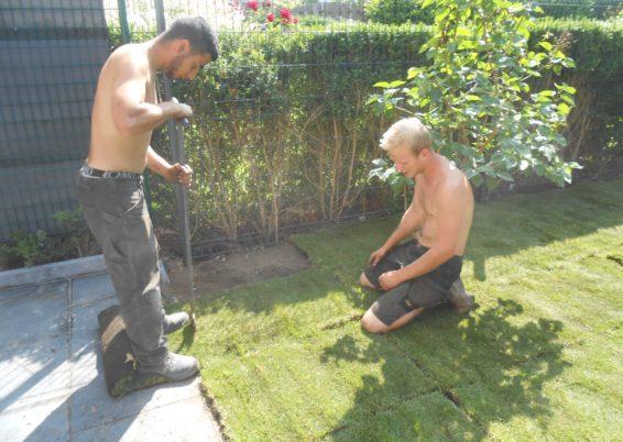 Aménagement de jardin Seraing