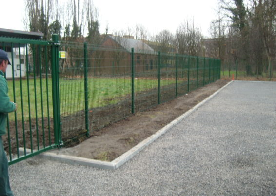 clôture 8