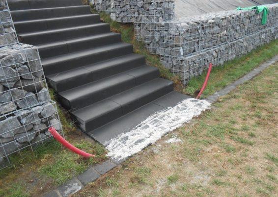 Aménagement escalier Liège