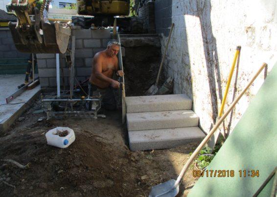 Aménagement de jardin à Ninane