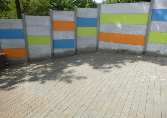 Réalisation de chenil pour un petite structure d'accueil à Plainevaux